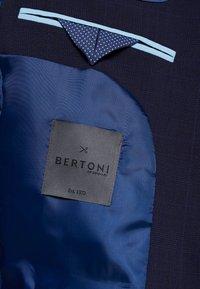 Bertoni - DREJER JEPSEN SUIT - Oblek - blue - 10