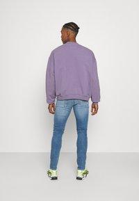 Jaded London - PURPLE OVERSIZED HIGHNECK - Sweatshirt - purple - 2