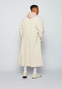 BOSS - DERVIN_RA - Classic coat - light beige - 2