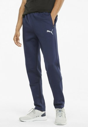 EVOSTRIPE - Pantalon de survêtement - peacoat