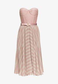 Elisabetta Franchi - Cocktail dress / Party dress - pink/oro - 5