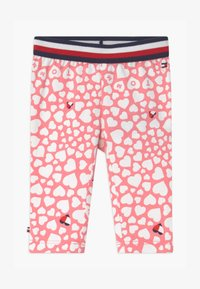 Tommy Hilfiger - BABY GIRL - Leggings - Trousers - pink - 0
