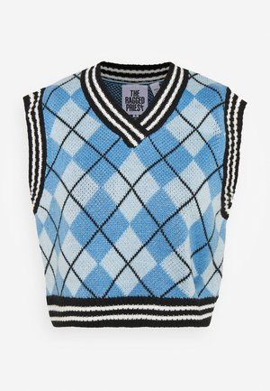 HARVESTER - Jumper - blue
