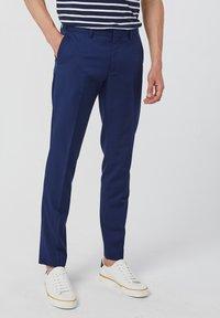 WE Fashion - DALI - Kalhoty - blue - 0