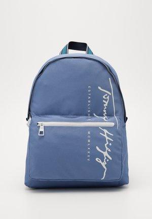 SIGNATURE BACKPACK - Batoh - blue