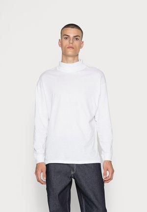 JORBRINK ROLL NECK - Långärmad tröja - white