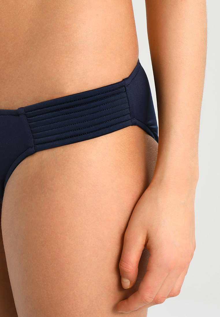 Seafolly QUILTED HIPSTER - Bikiniunderdel - black