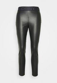 DKNY - PULL ON  - Leggings - black - 0