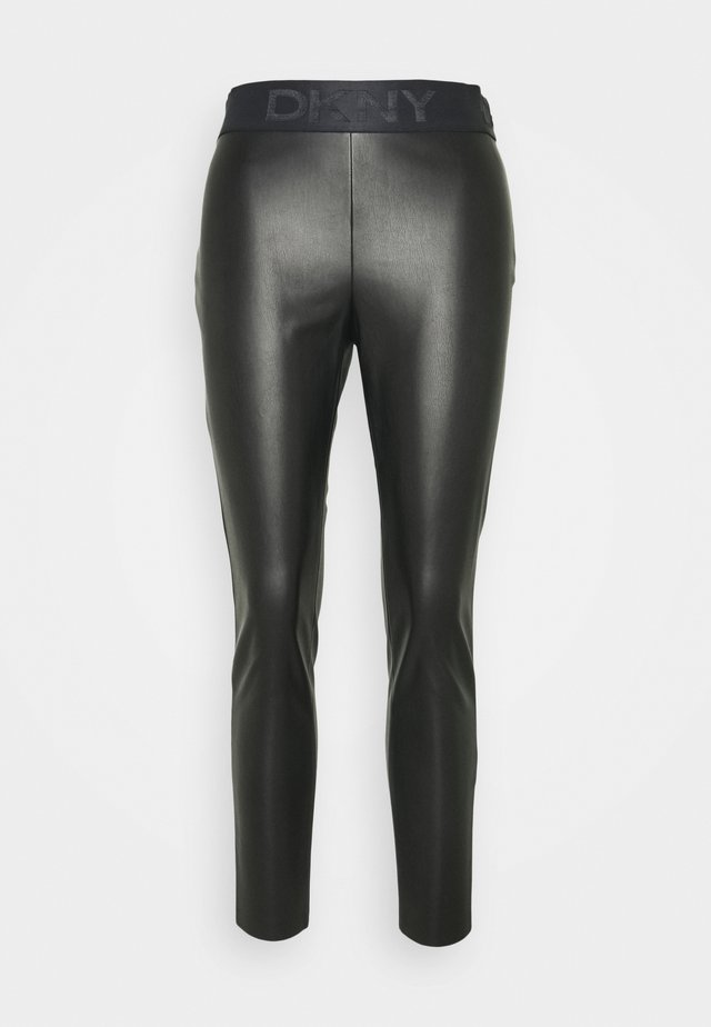 PULL ON  - Leggings - Hosen - black