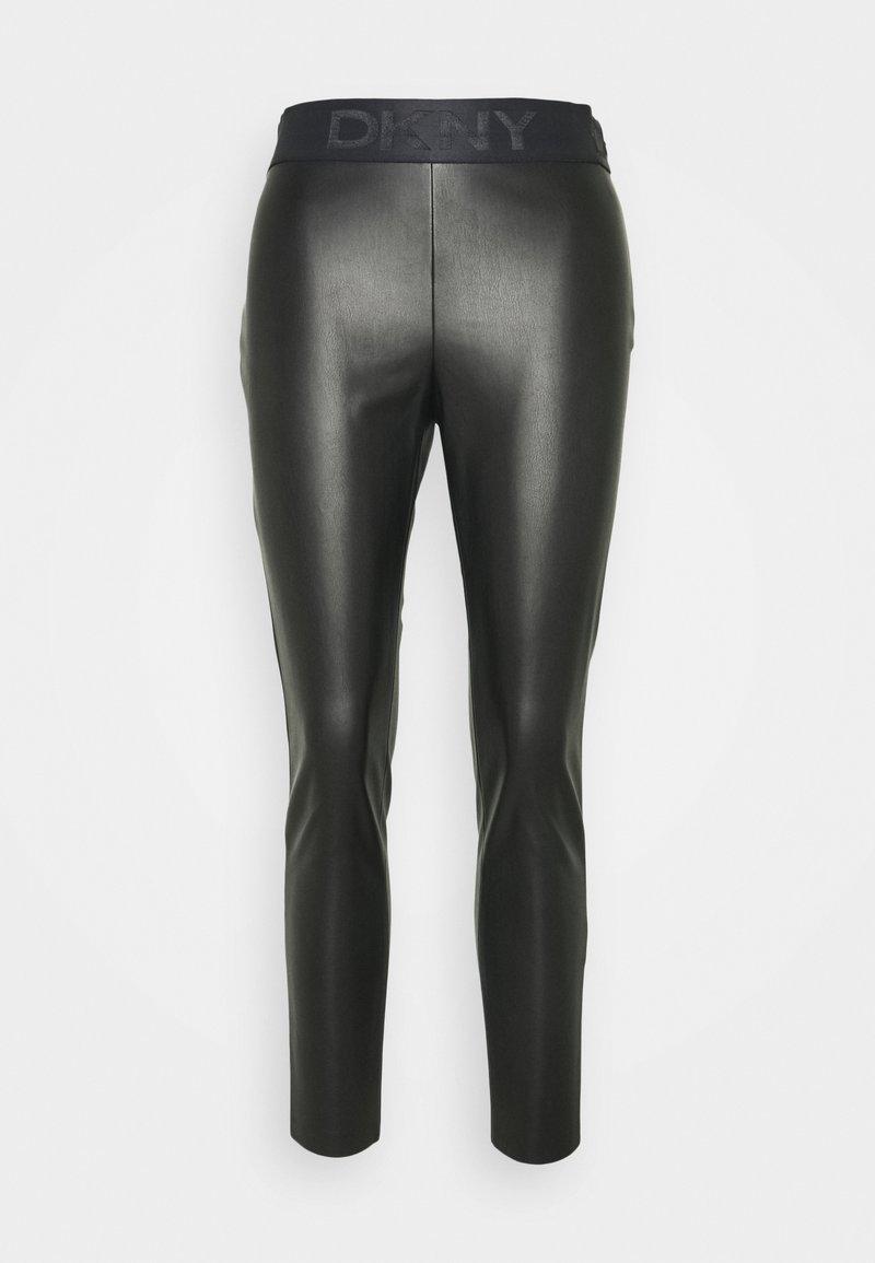 DKNY - PULL ON  - Leggings - black