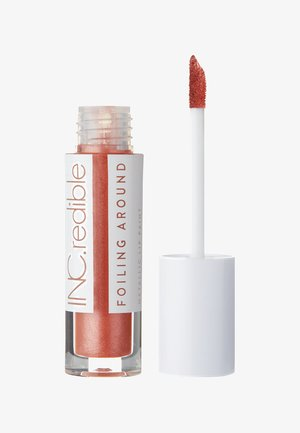 INC.REDIBLE FOILING AROUND METALLIC LIP PAINT - Flüssiger Lippenstift - 10073 my dirty brain