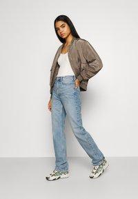 Weekday - ROWE - Straight leg jeans - verona blue - 1