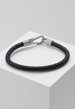 NILAND - Pulsera - black/silver-coloured