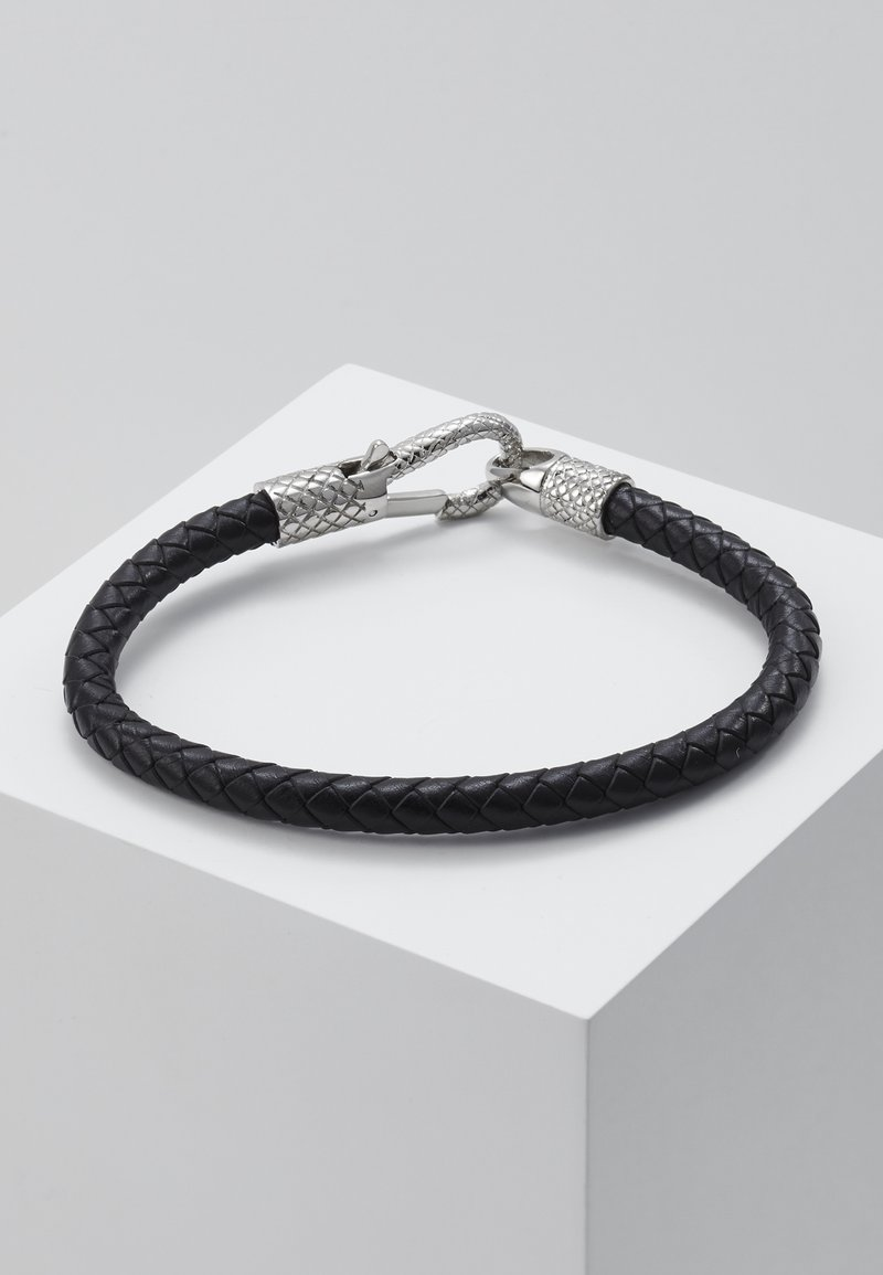Police - NILAND - Armband - black/silver-coloured