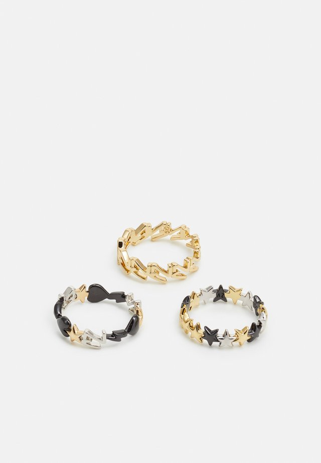 MIX MATCH 3 PACK - Ring - multicolor
