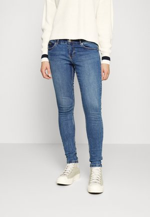 VMLATIFA - Skinny džíny - medium blue denim