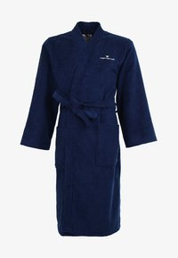 TOM TAILOR - BASIC KIMONO - Dressing gown - navy - 5