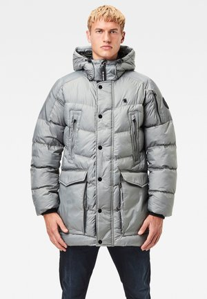 WHISTLER HOODED - Winter jacket - lt building