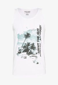 Jack & Jones - JORMAKKA  - Top - cloud dancer - 0