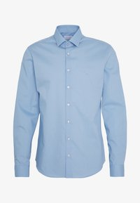 Calvin Klein Tailored - STRETCH - Formal shirt - light blue - 5