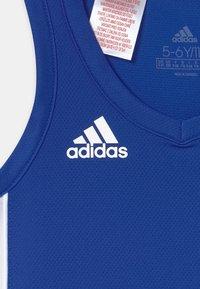 adidas Performance - PREMIUM JERS BASKETBALL TEAM SLEEVELES UNISEX - Top - team royal blue/white - 2
