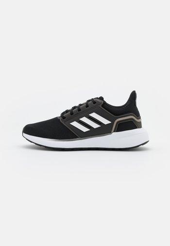 EQ19 RUN - Scarpe running neutre - core black/footwear white