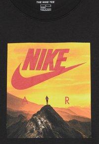 Nike Sportswear - PHOTO - Print T-shirt - black - 1