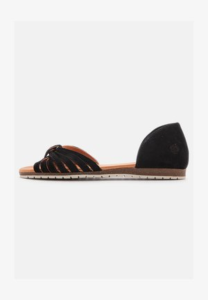 CILLY - Sandals - black