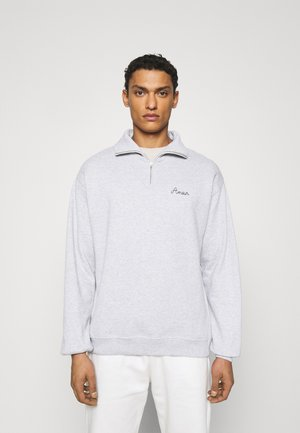 PLACIDE AMOUR UNISEX - Sweatshirt - light heather grey