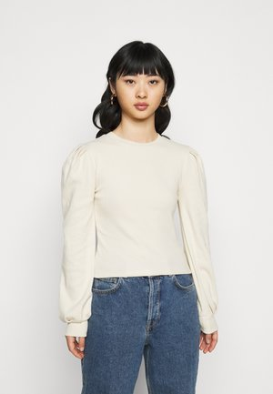 PCNANNA - Long sleeved top - fog