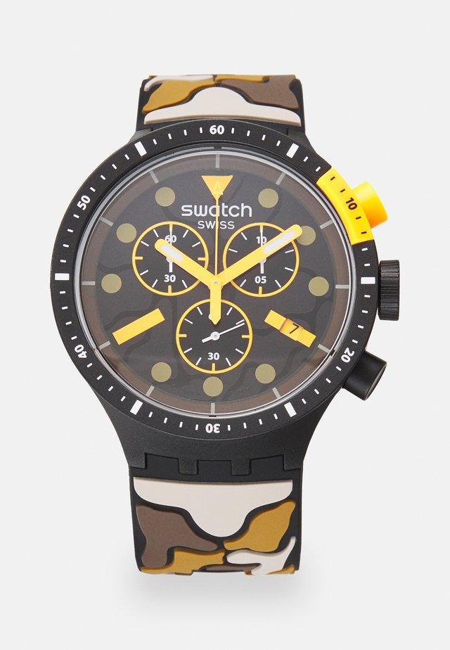 ESCAPEOCEAN - Cronografo - brown