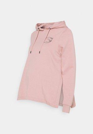 Nursing Sweatshirt - Bluza z kapturem - light pink