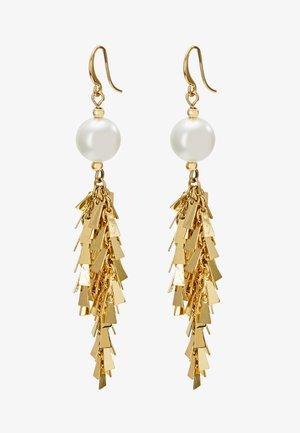 EARRINGS BELINE - Earrings - gold-coloured