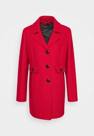 Zimní kabát - bright red