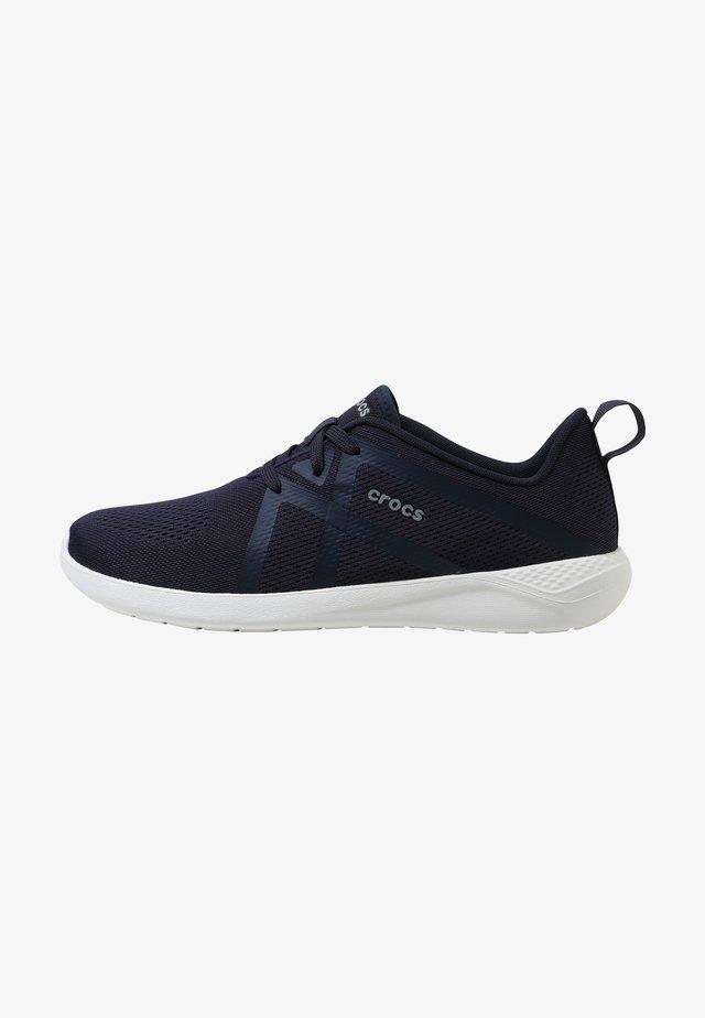 LITERIDE  - Sneakers laag - navy/white