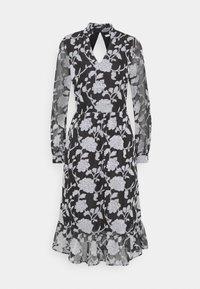 Love Copenhagen - LCKRISTA DRESS - Day dress - black / white - 0