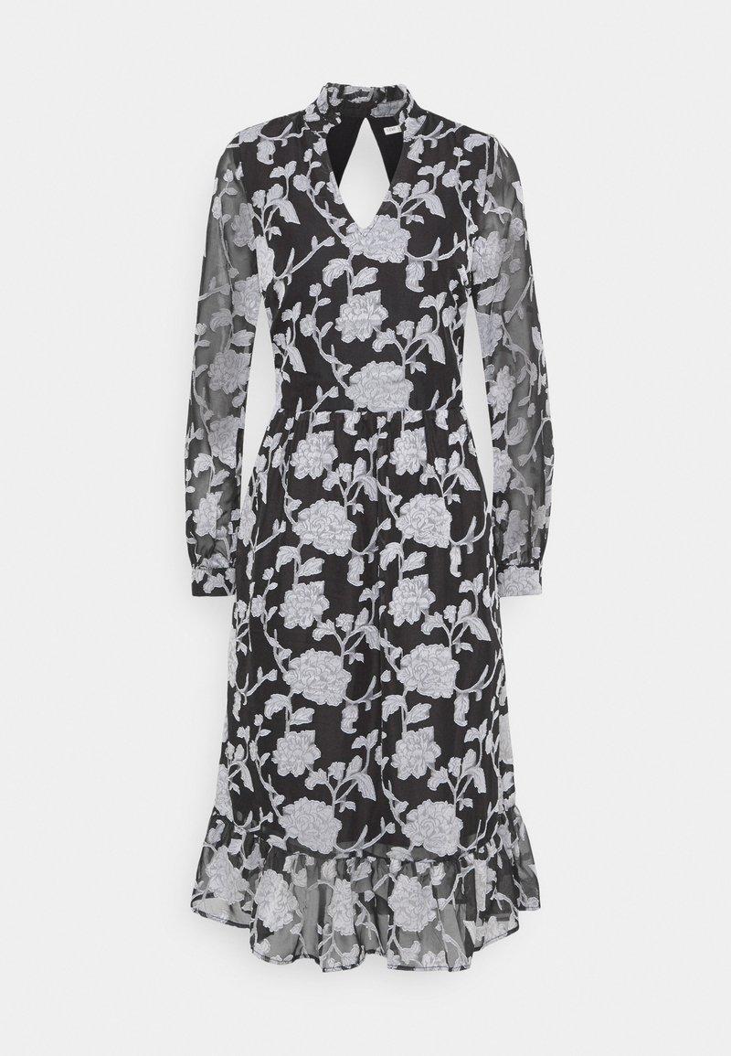 Love Copenhagen - LCKRISTA DRESS - Day dress - black / white