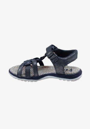 Walking sandals - navy
