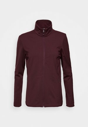 OUTRACK - Fleece jacket - winetasting