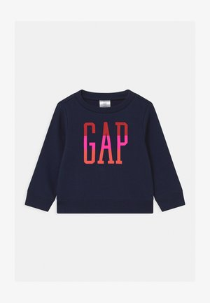 TODDLER GIRL LOGO CREW - Sweatshirt - navy uniform