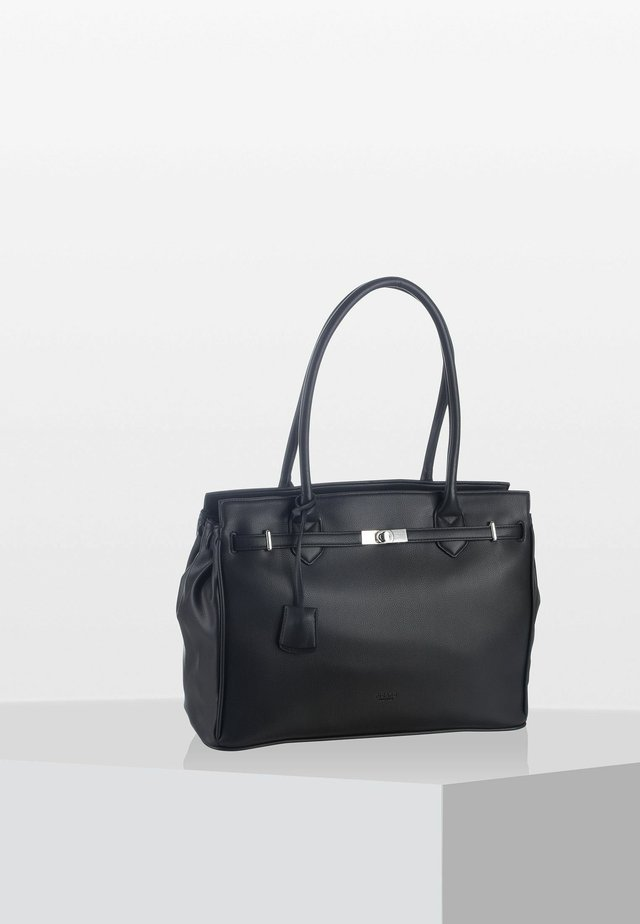 NEW YORK  - Handtasche - black