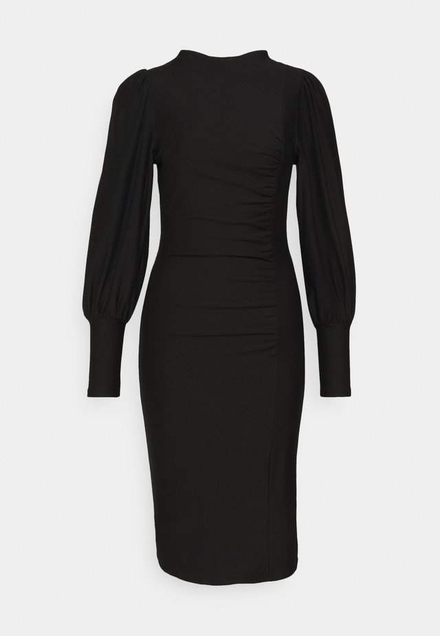 RIFAGZ PUFF DRESS - Robe d'été - black