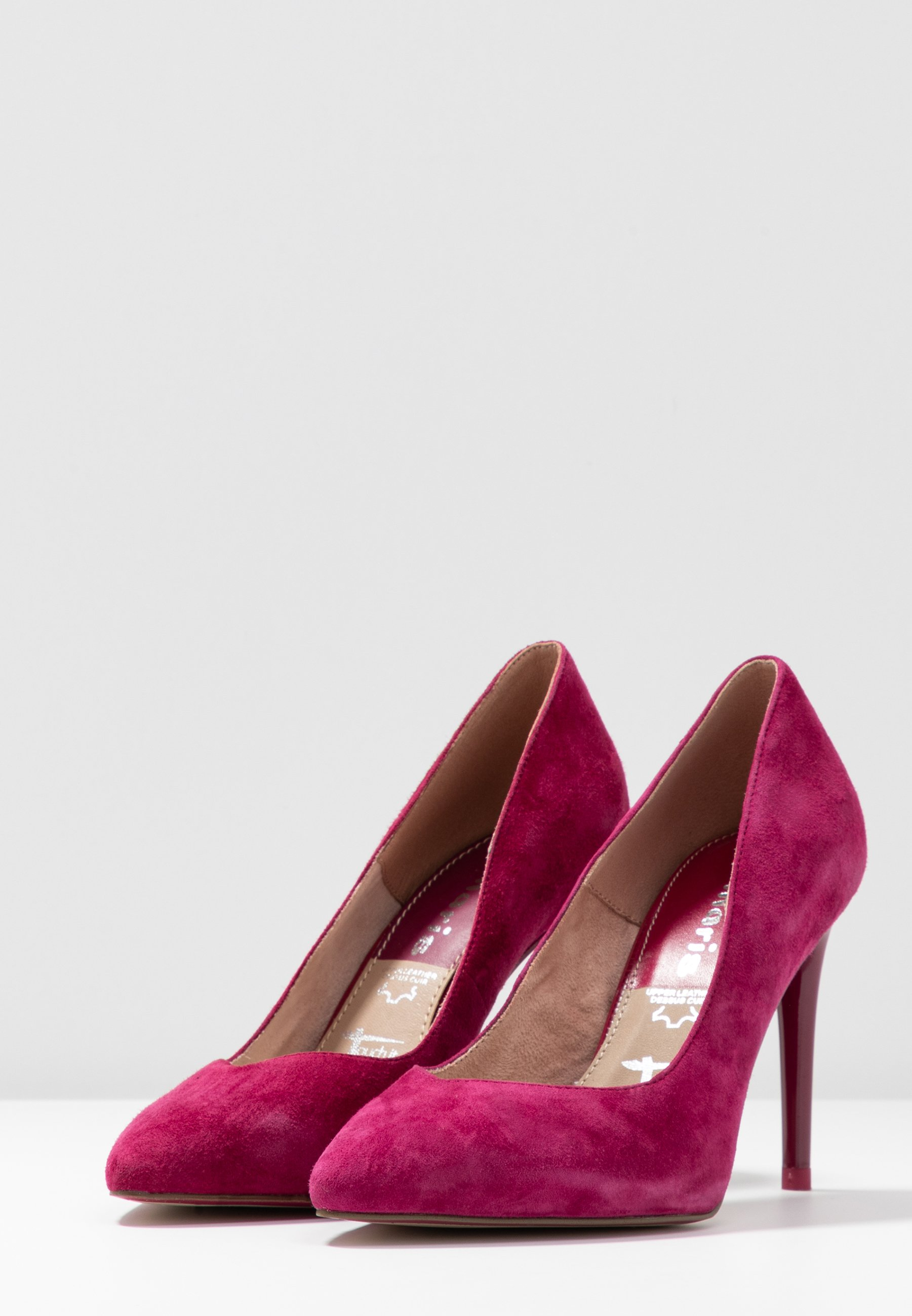 Tamaris High Heel Pumps cranberry/pink