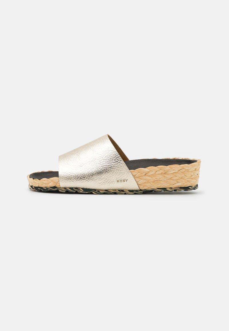 MAHONY - Sandaler - gold