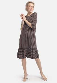 HELMIDGE - Day dress - braun - 1