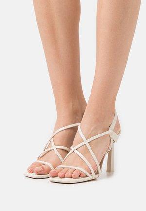 AMILIA - Sandals - other white