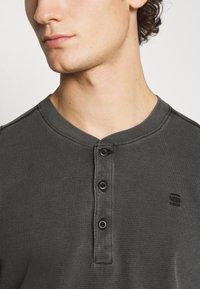 G-Star - BLAST GDAD  - Långärmad tröja - dark black - 4