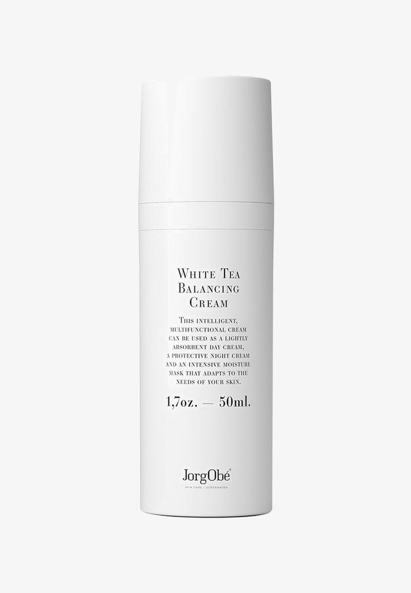 Jorgobé - WHITE TEA BALANCING CREAM - Face cream - -