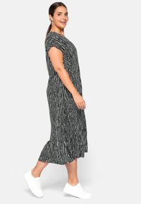 Sheego - Day dress - black - 1