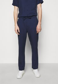 Frescobol Carioca - SPORT - Pantalon classique - dark blue - 0